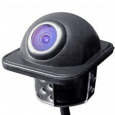 Rückfahrkamera Autokamera Unterbau 170 Grad Blickwinkel schwarz  versteckbar