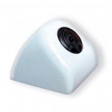 Rückfahrkamera Frontkamera Autokamera 170 Grad Blickwinkel Aufsatzmontage weiss