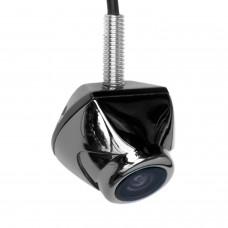 Rückfahrkamera Autokamera Unterbau 170 Grad Blickwinkel schwarz Metall