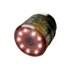 Rückfahrkamera Infrarotkamera Nachtsichtskamera 9 LEDs Breitsichtwinkel