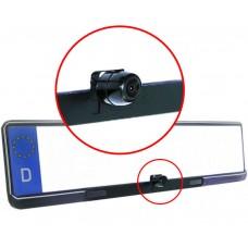 RÜCKFAHRKAMERA Autokamera für Kennzeichenhalter freie Einrichtung
