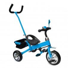 Dreirad   Lenkstange Kinder 2-5 Jahre Fahrrad blau
