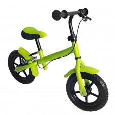 "Laufrad ca. 30,3cm 12"" apfelgrün grün Handbremse Kinder Lernlaufrad Kinderrad"