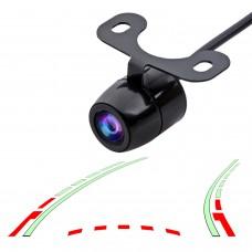 Rückfahrkamera mit dynamischen Hilfslinien Autokamera 170 Grad Blickwinkel