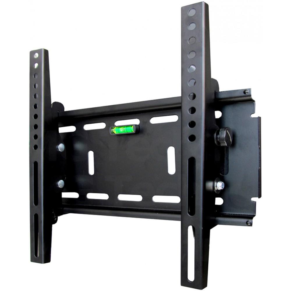 tv wandhalterung mit neigung mit sicherheitsschrauben. Black Bedroom Furniture Sets. Home Design Ideas