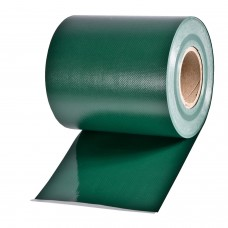 Sichtschutz Rolle 35m grün RAL 6005 0,45 kg/m² Doppelstabmatten 20 Clips